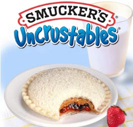 free smuckers uncrustables