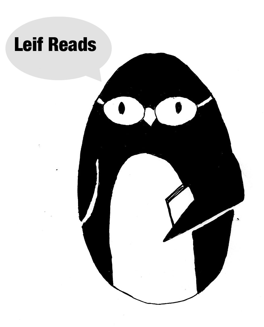 Leif Reads: Eaarth and 350.org