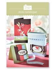 StampinUp Mini Catalogue
