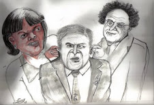 Confederacy of Dunces: the three stooges that screwed yas.