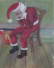 Homeless Santa