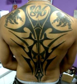 Popular Tribal Tattoo