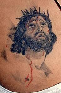 jesus tattoos designs