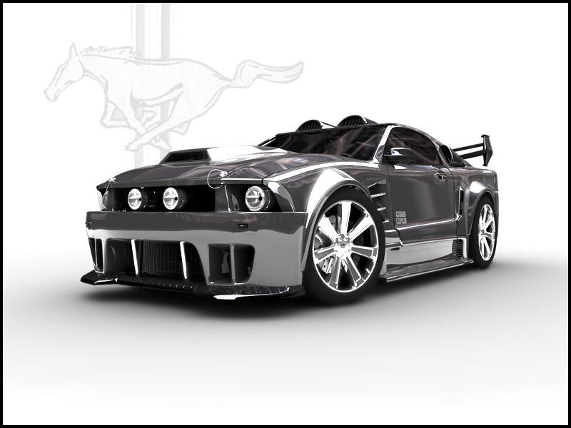 el ford mustang es un automovil fabricado por ford motor company se ...