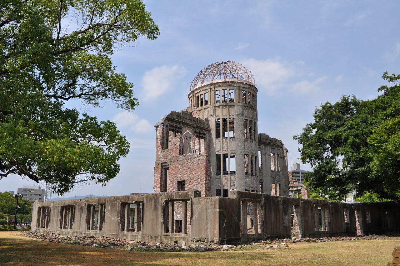 Japan 2010: Hiroshima - Peace Memorial Park
