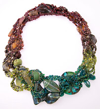 Visit My Website to see my Beadweaving Projects and Classes