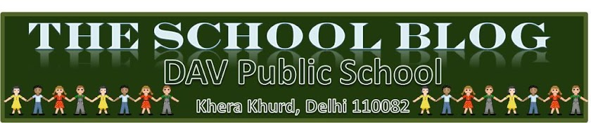 The School Blog- DAV Khera Khurd