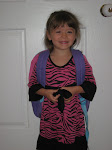 Jenna's First Day of Preschool