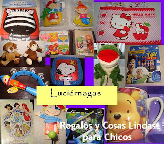 Lucirnagas Regalos