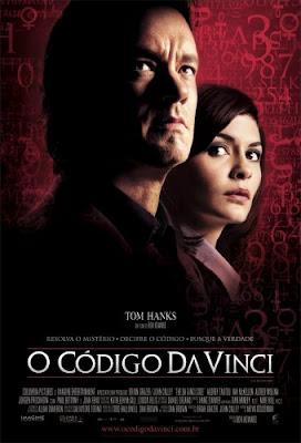 Filme Poster O Código Da Vinci DVDRip RMVB Dublado