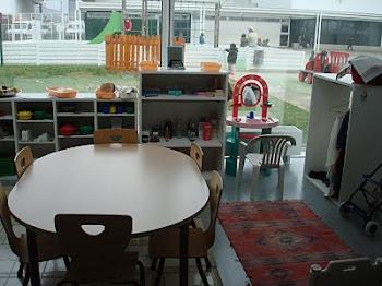 Sala de aula em Ivry, França