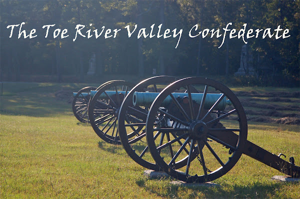 The Toe River Valley Confederate