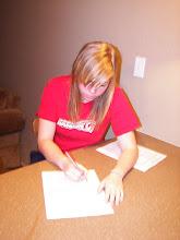 Apryl signing NLI