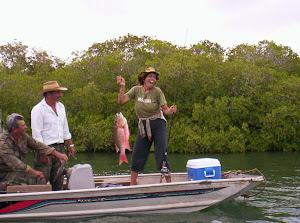 Pesca a Camaguey
