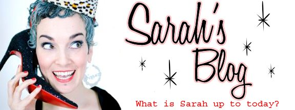 Sarah&#39;s Blog