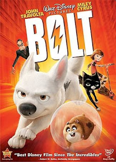 Bolt movie cover