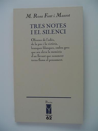 Tres notes i el silenci