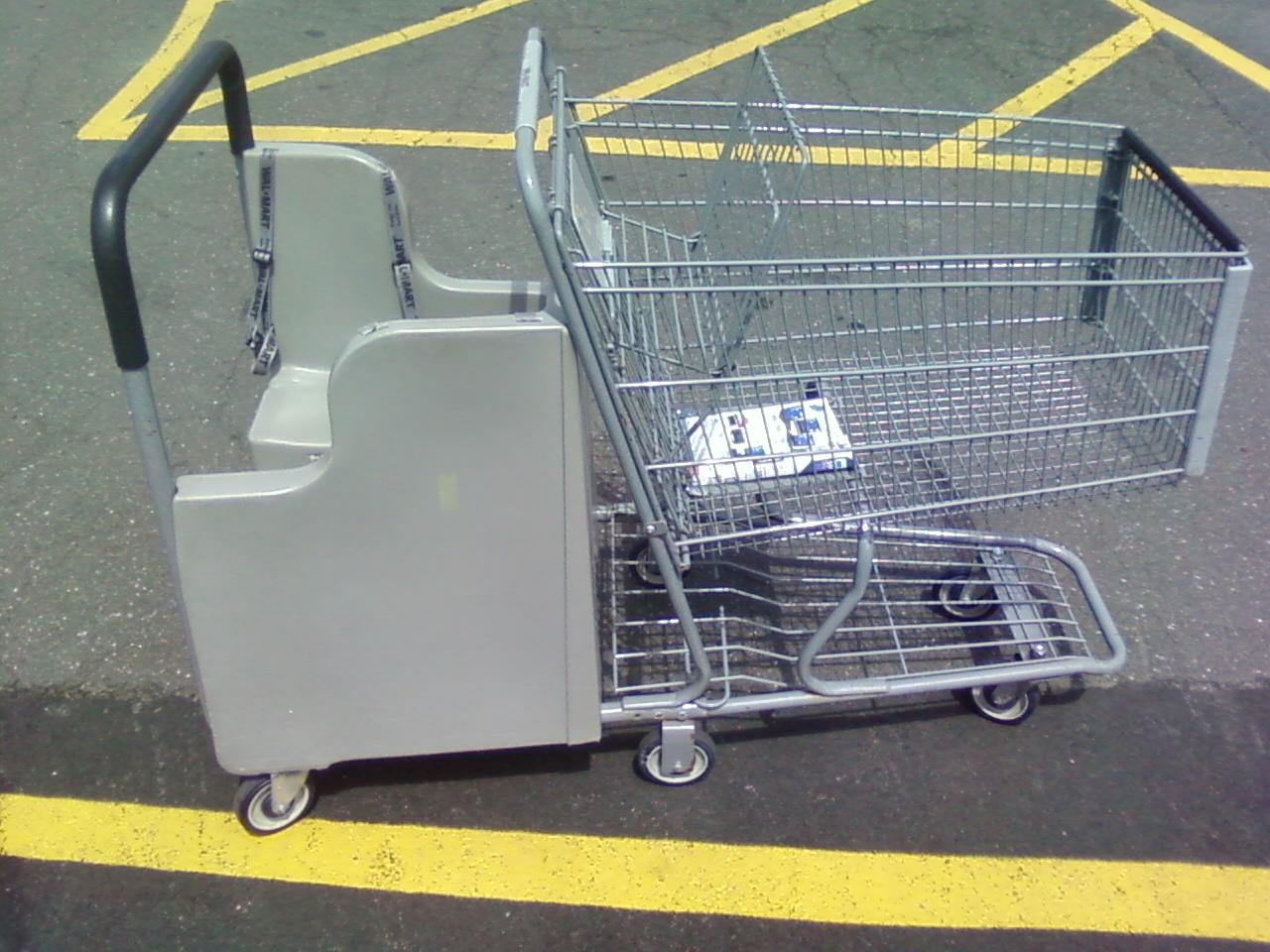 walmart cart