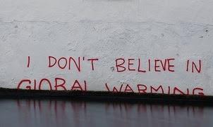 banksy global warming