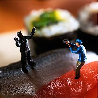 Akiko Ida Pierre Javelle food