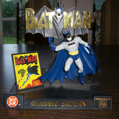 Batman Display Two