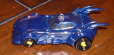 Batmobile Ornament