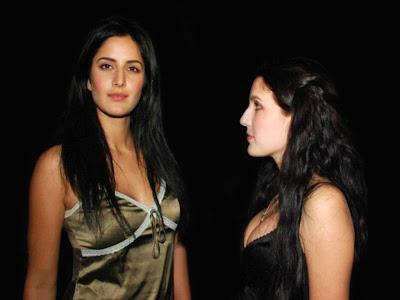 Isabel Kaif & Katrina Kaif