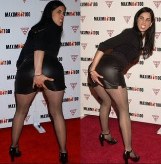 Sarah Silverman Grab Photos