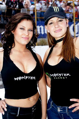 Racing Hot Girls Sideline Senoritas photo