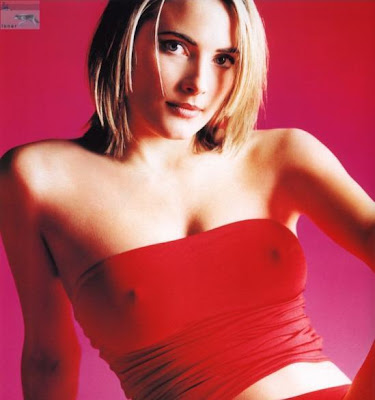 Lisa Rogers The Welsh TV presenter and occasional actress and model ...