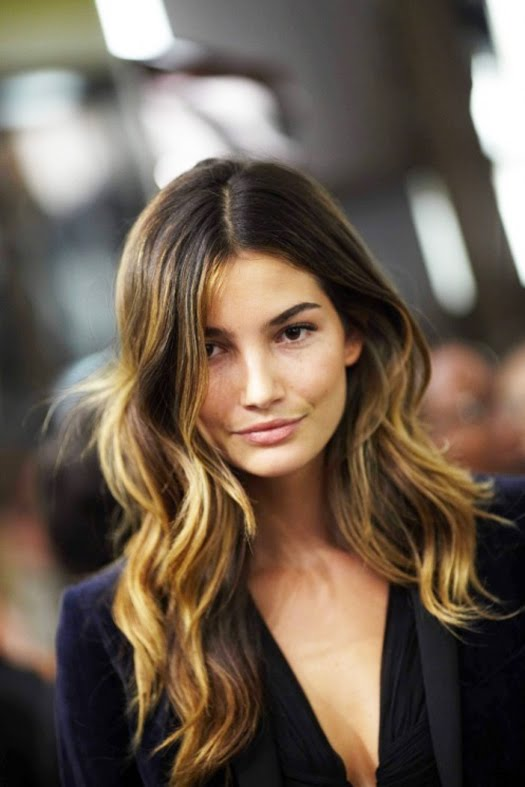 Ombre hair...im going for it