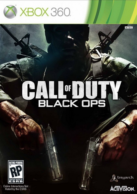 Call Of Duty: Black Ops. Platform: XBOX360. Language: English. Size: 6.74 GB