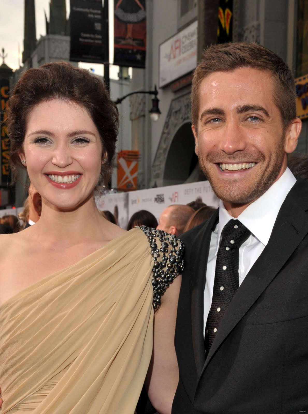 Gemma Arterton with Single
