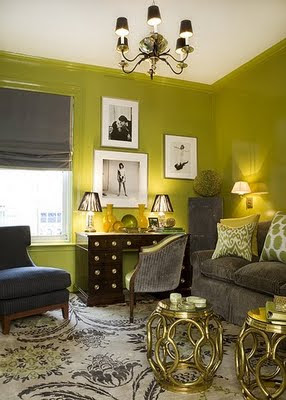 Yellow Living Room Good Ideas for Small Spaces