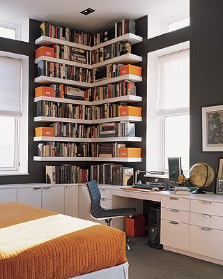 Custom bookshelves Make Your library Be Ellegant