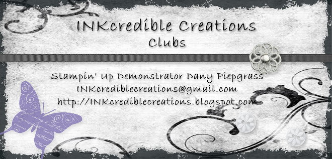 Inkcredible Creations Clubs