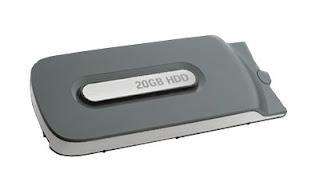 Xbox 360 20GB HDD