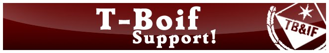 T-BOIF Support!