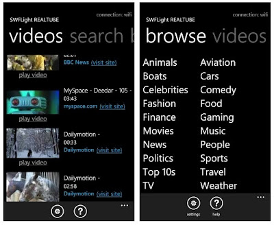 RealTube - YouTube solution on smart phones