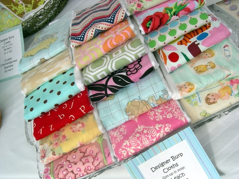 Sewchic How To Make Cute Burpcloths