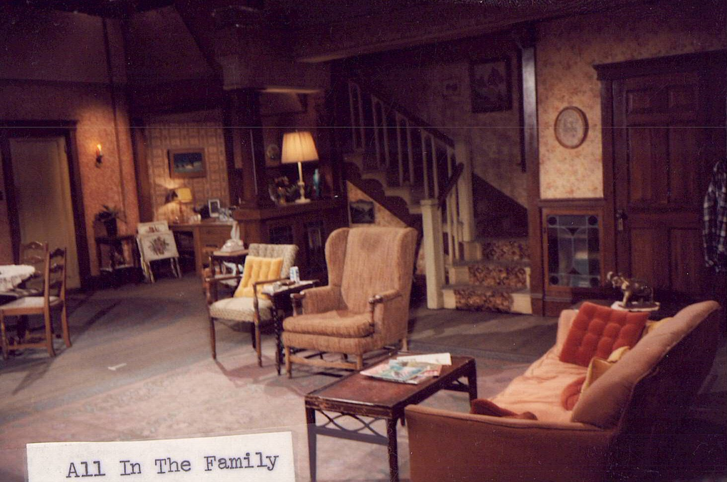 Movie locations and more all in the family the jeffersons for The family house
