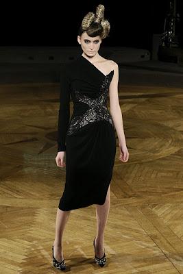 New York Fashion eek Fall 2009 Catherine Malandrino