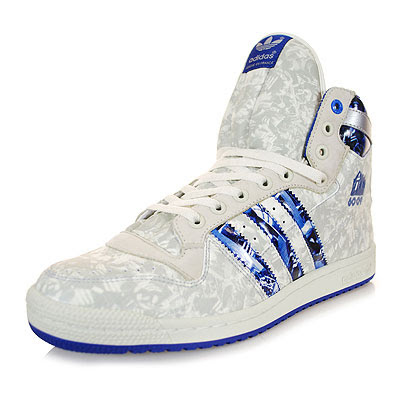 "adidas Consortium Decade Hi ""60 Years Of Stripes"""