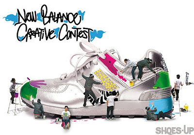 New Balance Creative Contest