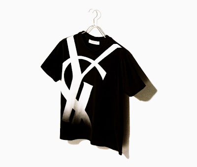 YSL Limited Edition T-Shirt  Available Only in Japan