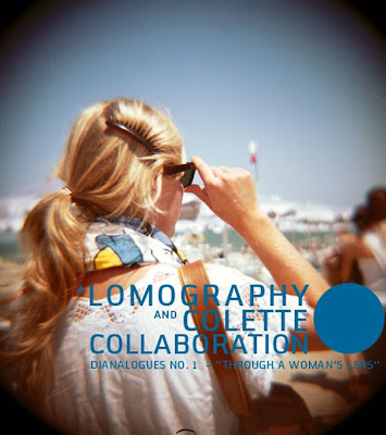 Colette x Lomography Diana+ Special Edition Release