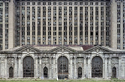 Time Magazine Detroit's Beautiful, Horrible Decline