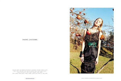 Marc Jacobs Summer 2009 Campaign