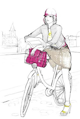 Bicycle Collection by Celine