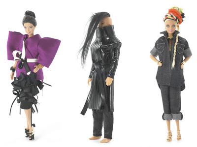 Barbie At Dover Street Market